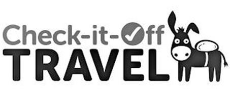 CHECK-IT-OFF TRAVEL
