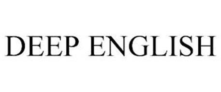 DEEP ENGLISH