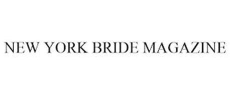 NEW YORK BRIDE MAGAZINE