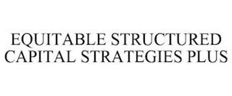 EQUITABLE STRUCTURED CAPITAL STRATEGIES PLUS