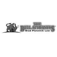 THE BULL ATTORNEYS BRAD PISTOTNIK LAW