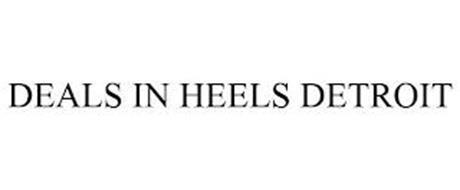 DEALS IN HEELS DETROIT