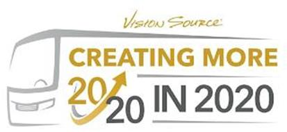 VISION SOURCE CREATING MORE 20/20 IN 2020
