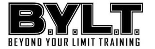B.Y.L.T. BEYOND YOUR LIMIT TRAINING