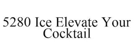 5280 ICE ELEVATE YOUR COCKTAIL