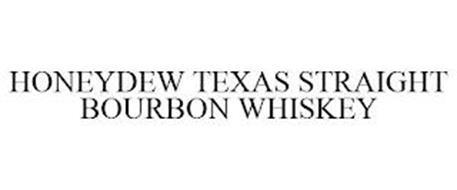 HONEYDEW TEXAS STRAIGHT BOURBON WHISKEY