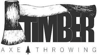 TIMBER AXE THROWING