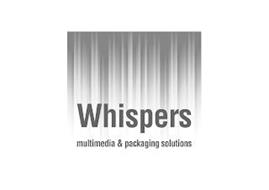 WHISPERS MULTIMEDIA & PACKAGING SOLUTIONS