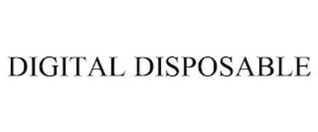 DIGITAL DISPOSABLE