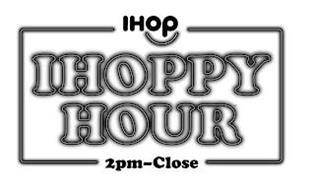 IHOP IHOPPY HOUR 2PM - CLOSE