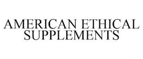 AMERICAN ETHICAL SUPPLEMENTS