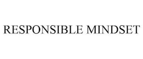 RESPONSIBLE MINDSET