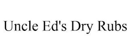 UNCLE ED'S DRY RUBS