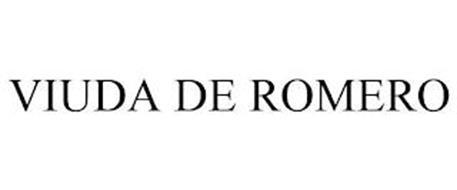 VIUDA DE ROMERO