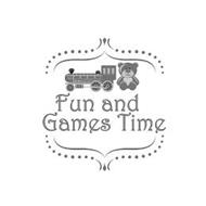 FUN AND GAMES TIME