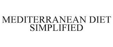 MEDITERRANEAN DIET SIMPLIFIED
