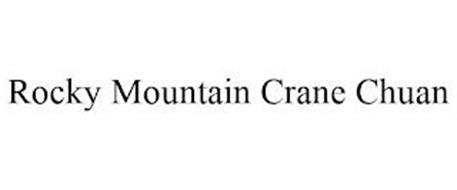 ROCKY MOUNTAIN CRANE CHUAN