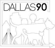 DALLAS 90