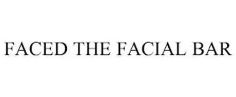 FACED THE FACIAL BAR