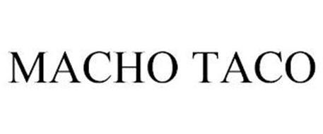 MACHO TACO
