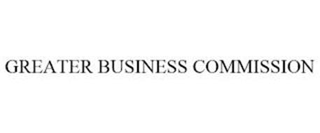 GREATER BUSINESS COMMISSION