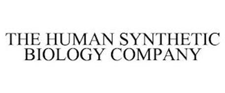 THE HUMAN SYNTHETIC BIOLOGY COMPANY