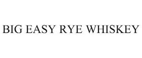 BIG EASY RYE WHISKEY