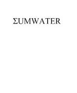 UMWATER