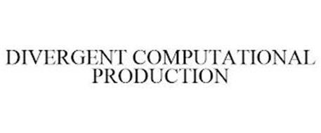 DIVERGENT COMPUTATIONAL PRODUCTION