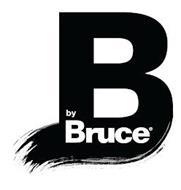 B BY BRUCE