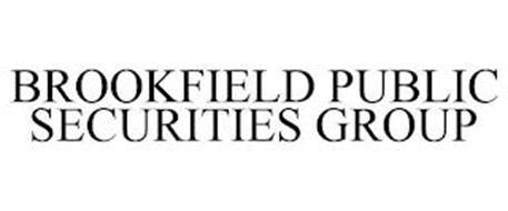 BROOKFIELD PUBLIC SECURITIES GROUP