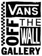 VANS OFF THE WALL GALLERY