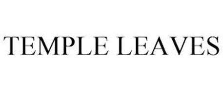 TEMPLE LEAVES