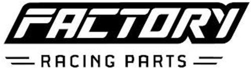 FACTORY RACING PARTS