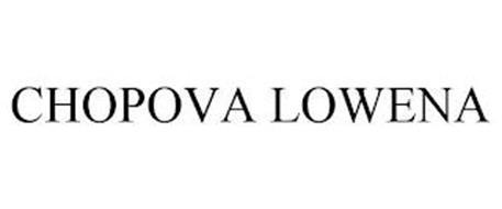 CHOPOVA LOWENA