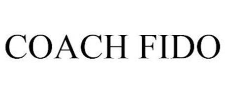COACH FIDO