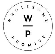 WHOLESOME PROMISE WP