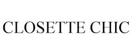CLOSETTE CHIC