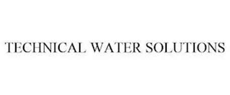 TECHNICAL WATER SOLUTIONS