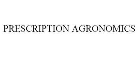 PRESCRIPTION AGRONOMICS