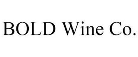 BOLD WINE CO.
