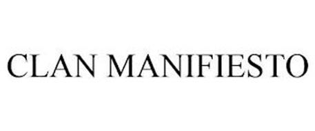 CLAN MANIFIESTO