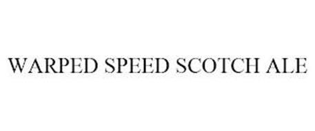 WARPED SPEED SCOTCH ALE