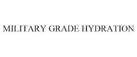 MILITARY GRADE HYDRATION