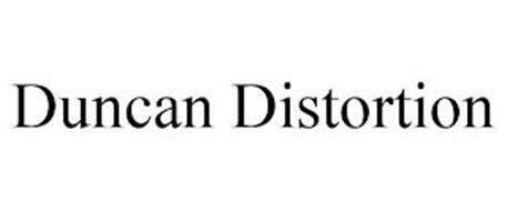 DUNCAN DISTORTION
