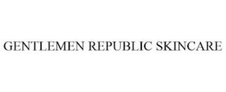 GENTLEMEN REPUBLIC SKINCARE