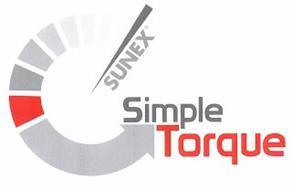 SUNEX SIMPLE TORQUE