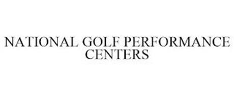 NATIONAL GOLF PERFORMANCE CENTERS