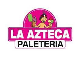 LA AZTECA PALETERIA