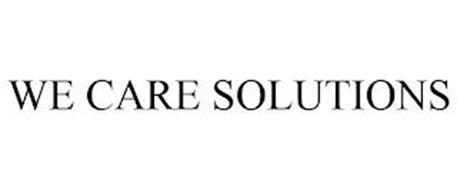 WE CARE SOLUTIONS